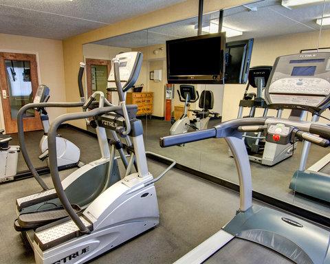 Comfort Inn & Suites Near Univ. of Maryland - MDFitness Room