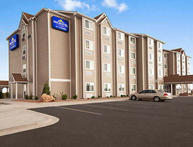 MICROTEL INN AND SUITES BY WYN