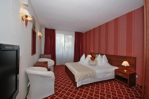 Europeca Hotel Craiova - Bedroom Double
