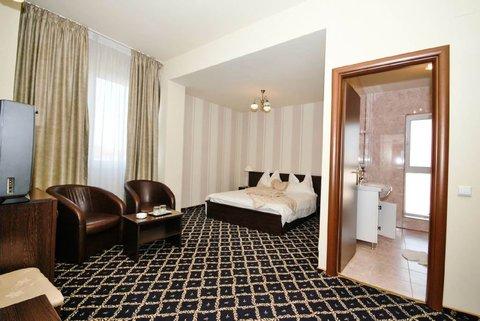 Europeca Hotel Craiova - Double Bedroom