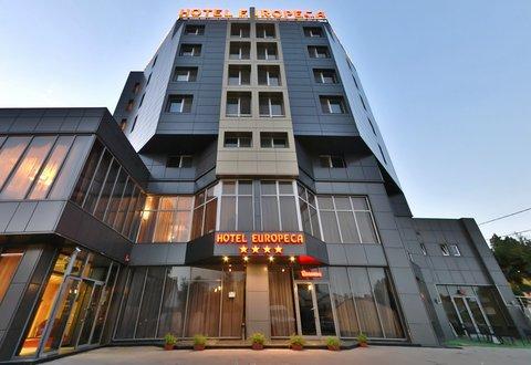 Europeca Hotel Craiova - Exterior