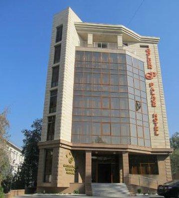 Golden Palace Hotel - Exterior