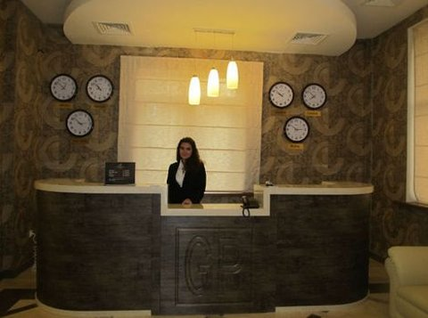 Golden Palace Hotel - Reception