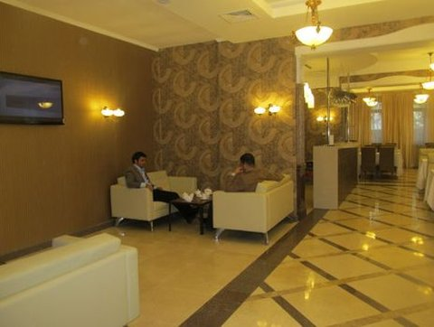 Golden Palace Hotel - Lobby