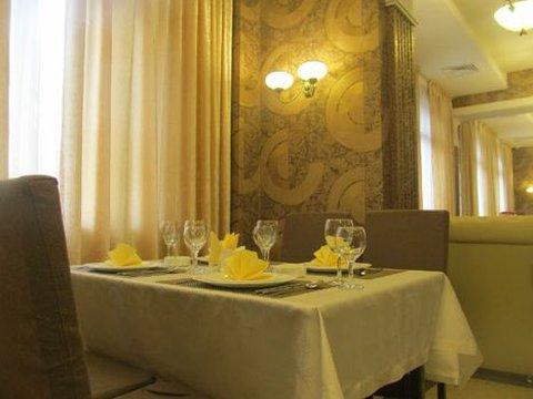 Golden Palace Hotel - Restaurant