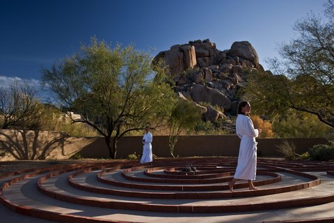 Boulders Resort & Golden Door Spa - Relax with Meditation