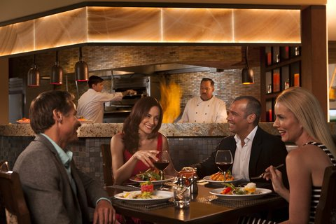 Boulders Resort & Golden Door Spa - The Grill Restaurant   Bar