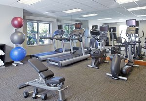 Fitness/ Exercise Room - Residence Inn by Marriott Downtown Clearwater