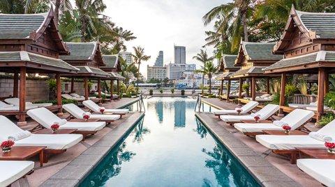 โรงแรมเพนนินซูล่า กรุงเทพ - Swimming Pool