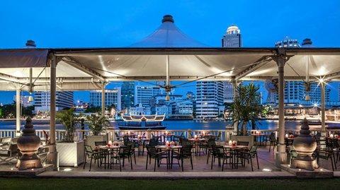 โรงแรมเพนนินซูล่า กรุงเทพ - River Cafe and Terrace - Restaurant