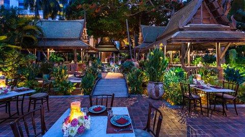 โรงแรมเพนนินซูล่า กรุงเทพ - Thiptara - Thai Restaurant
