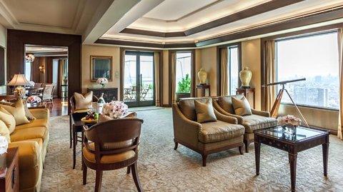 โรงแรมเพนนินซูล่า กรุงเทพ - Grand Terrace Suite