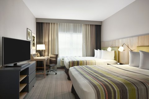 Country Inn & Suites By Carlson, Clarksville, TN - Double queen