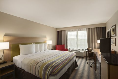 Country Inn & Suites By Carlson, Clarksville, TN - Standard king