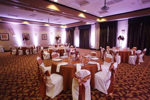 Embassy Suites Columbus - Airport - Bexley Ballroom 1