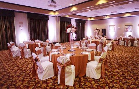 Embassy Suites Columbus - Airport - Bexley Ballroom 2