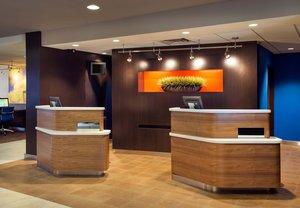 Lobby - Courtyard by Marriott Hotel Phoenix North