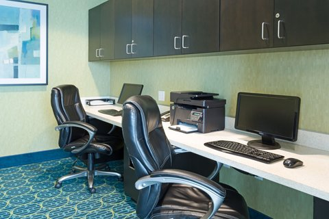 Crowne Plaza FT. LAUDERDALE AIRPORT/CRUISE - Business Center
