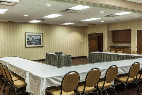Comfort Inn & Suites Columbus - INConference