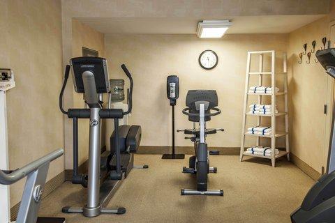 Comfort Inn & Suites Columbus - INFitness