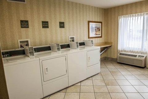 Comfort Inn & Suites Columbus - INLaundry