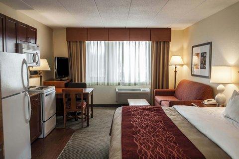 Comfort Inn & Suites Columbus - INNk