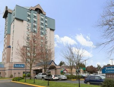 TRAVELODGE HOTEL VANCOUVER AIR