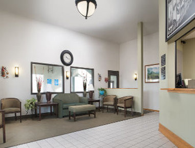 Super 8 Motel - Walla Walla - Lobby
