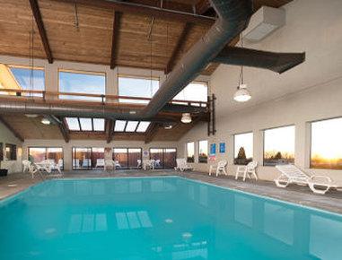 Super 8 Motel - Walla Walla - Pool