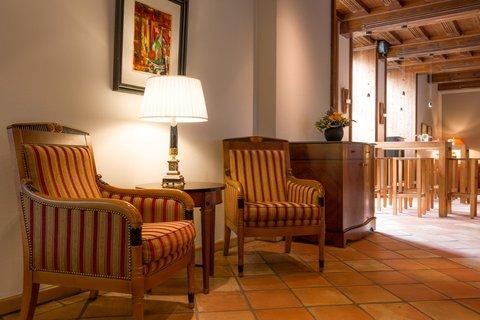 Hotel Engel - Lobby