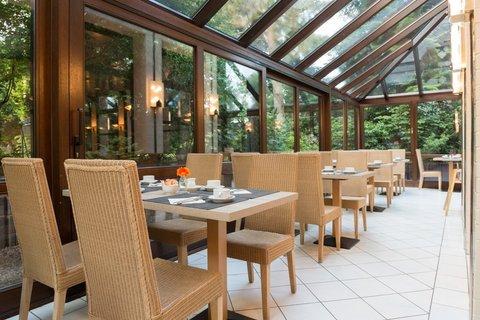 Hotel Engel - Breakfastroom