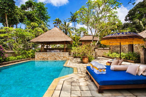 The Oberoi, Bali - Villa with private pool