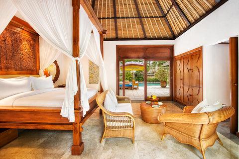The Oberoi, Bali - Room view 3
