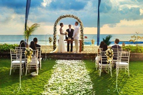 The Oberoi, Bali - Wedding