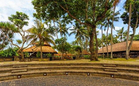 The Oberoi, Bali - Amphitheatre