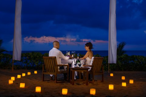 The Oberoi, Bali - Romantic Dinner