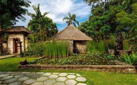The Oberoi, Bali - View