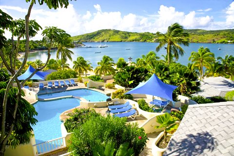 St. James Club All Inclusive Hotel - Main Pool Area