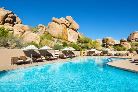 Boulders Resort & Golden Door Spa - Lodge Pool at
