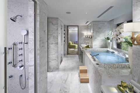 台北文华东方酒店 - MOTPE Spa VIP Suite Wet Area
