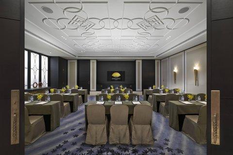 台北文华东方酒店 - MOTPE Oriental Room UShape