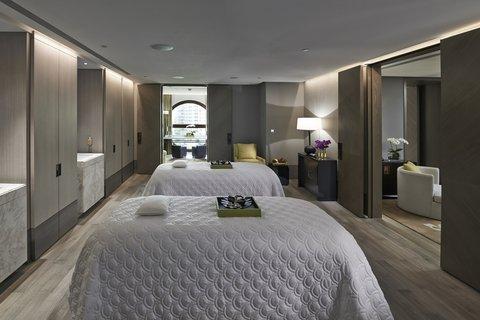 台北文华东方酒店 - MOTPE Spa VIP Double Room