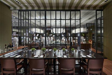 台北文华东方酒店 - MOTPE Bencotto Chefs Table