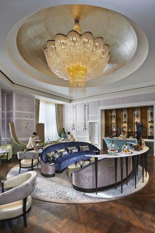 台北文华东方酒店 - MOTPE The Jade Lounge