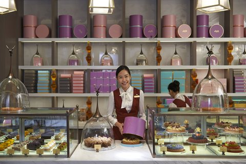 台北文华东方酒店 - MOTPE Cake Shop