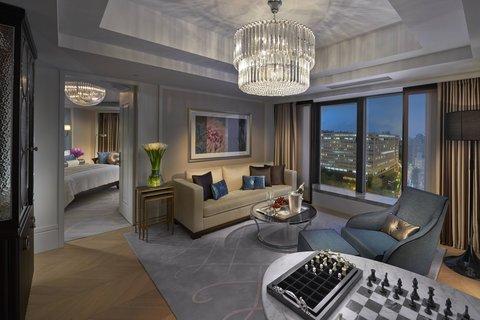 台北文华东方酒店 - MOTPE City Suite