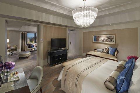 台北文华东方酒店 - MOTPE Club Boulevard Suite