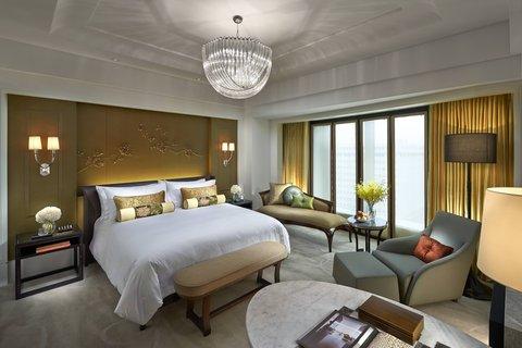 台北文华东方酒店 - MOTPE Deluxe King Room