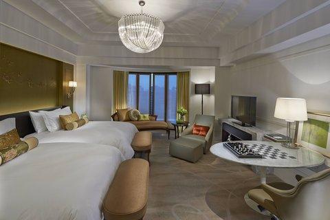 台北文华东方酒店 - MOTPE Deluxe Twin Room