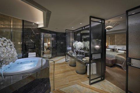 台北文华东方酒店 - MOTPE Mandarin Suite